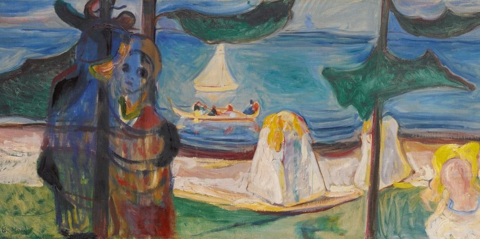 Sprzedano obraz Edwarda Muncha