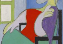 Obraz przedstawiający muzę Picassa trafi na aukcję Christie's