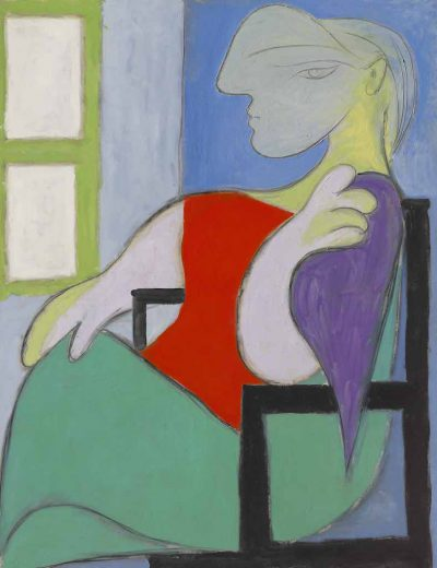 Obraz przedstawiający muzę Picassa trafi na aukcję