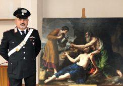 Skradziony obraz Poussina odnaleziony we Włoszech