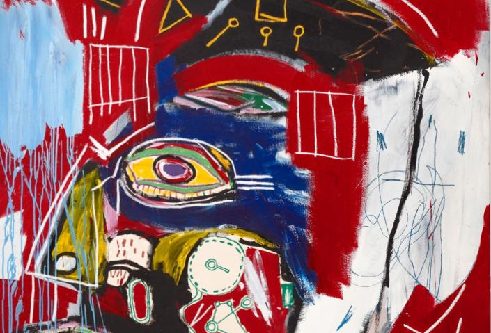 Basquiat na aukcji Christies