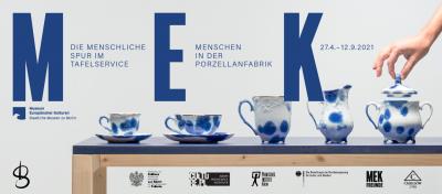 Porcelana z Ćmielowa na wystawie w Berlinie