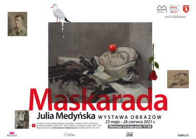 Maskarada Julia Medynska wystawa