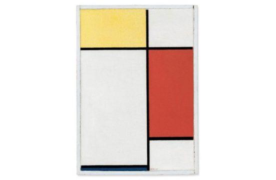 Kultowe dzieło Mondriana na aukcji