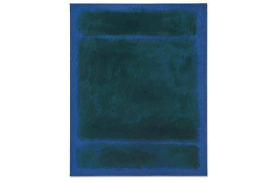 Mark Rothko majowa aukcja