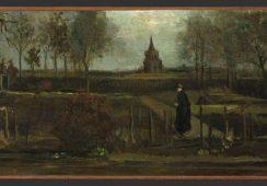 Złodziej obrazu van Gogha zatrzymany