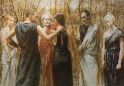 Piotr Naliwajko malarstwo