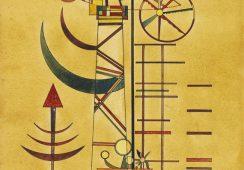 Zaginione dzieło Kandinsky'ego trafi na aukcję