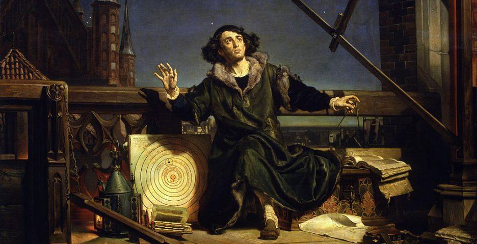 Kopernik Jana Matejko w Londynie
