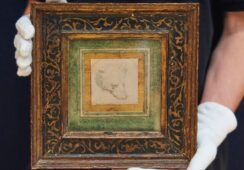 Sądowa batalia o rysunek Leonarda da Vinci