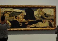 Ferdinand Hodler: piękno przemijania